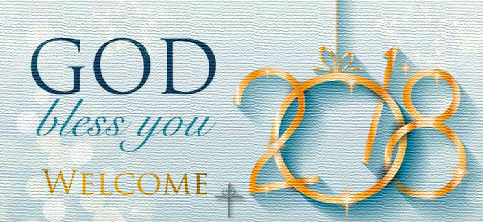 the lord bless you and keep you happy new year